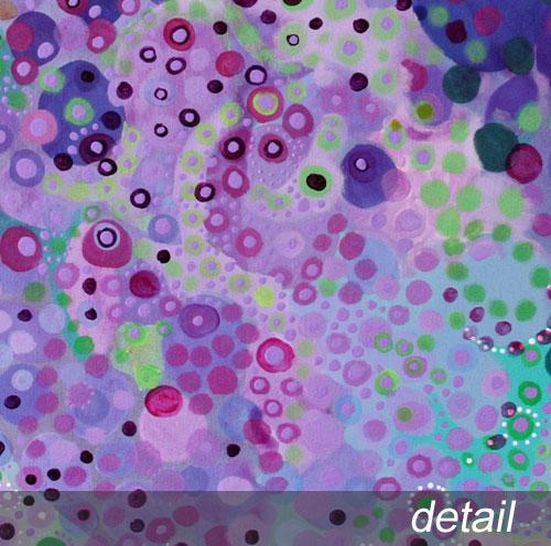Lilac detail view