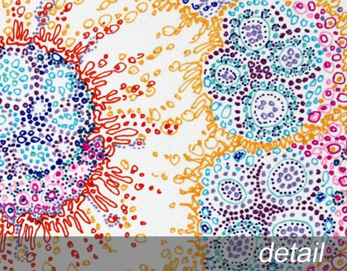 Molecule detail view