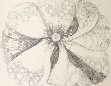 Peony Flower B